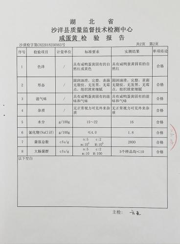 楚怡咸蛋黄质量检验报告(201807)-3