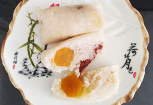楚怡牌咸蛋黄,松沙细嫩,油脂丰富,颗粒大小均匀